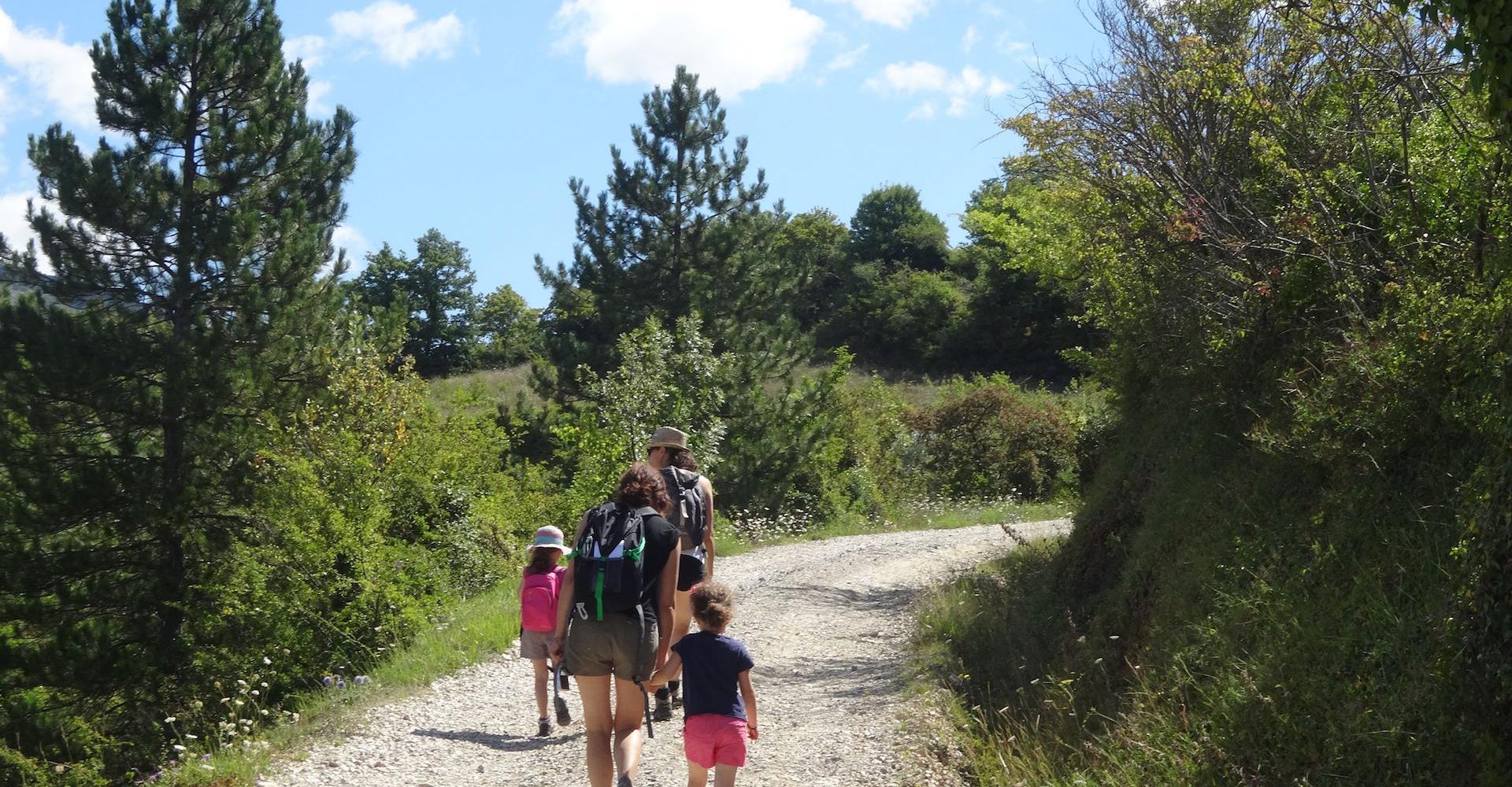 Wandelen rond de Mont Ventoux